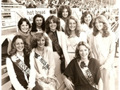 85 - Contestants for a Miss BRL contest