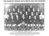 1922 Wests