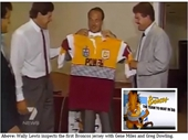 06 - Unveiling of the first Broncos jersey