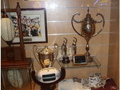 17 - The first Broncos trophy - the 1989 Panasonic Cup