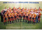 49 - The 1995 South Qld Crushers team