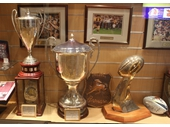 64 - The trophies (Super League and World Club Challenge) won in 1997