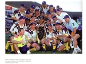 68 - The Broncos celebrate their 1998 NRL Grand Final win