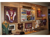 75 - Tribute to Allan Langer at the Broncos clubhouse