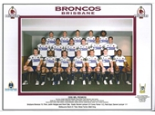 84 - The 2006 Brisbane Broncos team