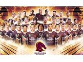 92 - The 2015 Brisbane Broncos team that lost to the Cowboys in extra time in the Grand Final