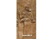 38 - Sargon II - Conqueror of Samaria