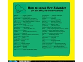 10 - NZ Speak