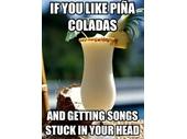118 - Pina Coladas