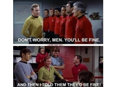 123 - Red Shirts