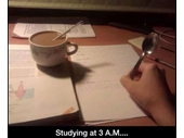 137 - Studying at 3am