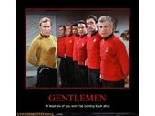 14 - Redshirts
