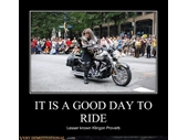 28 - A Good Day to Ride