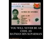 2 - Batman Bin Suparman