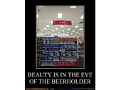 37 - Beauty is in the Eye of the Beer Holder
