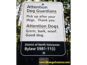 68 - Dog Sign