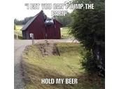 6 - Barn Jump