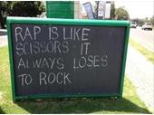 84 - Rock wins