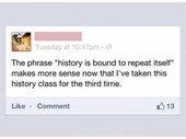 88 - History Repeats