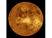 11 - Venus as it would look without its heavy atmosphere