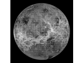 12 - Venus as it would look without its heavy atmosphere
