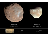 30 - Mars' moons - Phobos and Deimos