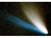 35 - Close-up of Hale-Bopp comet
