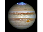 39 - Hubble captures vivid Auroras on Jupiter