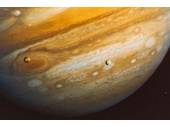 40 - Jupiter, Io and Europa