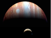 43 - Jupiter and Io captured by New Horizons probe on route to Pluto