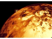 49 - Sulphur volcano eruption on Io