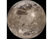 54 - Ganymede (Jupiter and the solar system's biggest moon)