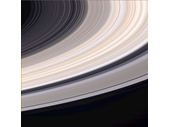 63 - Saturn's rings up close