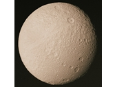 75 - Saturn's moon Tethys