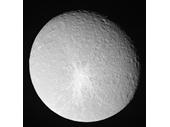 77 - Saturn's moon Rhea