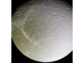 78 - Saturn's moon Dione