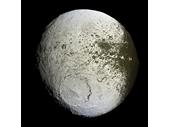 81 - Saturn's moon Iapetus