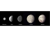 88 - Uranus' five largest moons