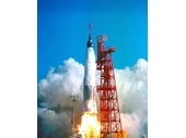 15 - Friendship 7 (Mercury 6) launching John Glenn into space