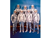 22 - Project Mercury Astronauts