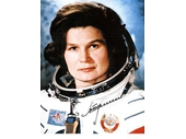 25 - Valentina Tereskova (USSR), first woman in space (1963)