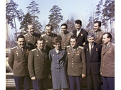 26 - Early Soviet cosmonauts
