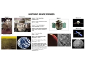29 - Historic Inner Solar System Space Probes