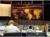 38 - Mission control during Gemini 5