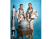 49 -  Gemini 10 crew (John Young and Mike Collins)