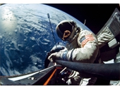 53 - Spacewalk by Buzz Aldrin