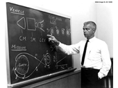 56 - John Houbolt who championed against much opposition the lunar orbit rendesvous mode of going to the moon