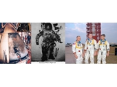 57 - The Apollo 1 fire at Cape Canaveral that killed 3 astronauts
