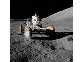 103 - Apollo 17's Lunar Rover