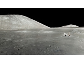 104 - Apollo 17 Astronauts on the Moon
